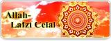 Allah- Lafzi Celal