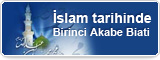İslam tarihinde Birinci Akabe Biati