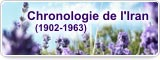 Chronologie de l'Iran (1902-1963)