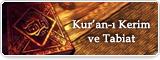 Kur'an-ı Kerim ve Tabiat