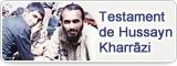 Testament de Hussayn Kharrãzi