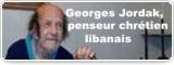 Décès de Georges Jordak, penseur chrétien libanais