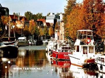 تصاويري زيبا و ديدني از کشور بلژيک