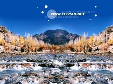 تصاويري زيبا و ديدني از استان اردبيل