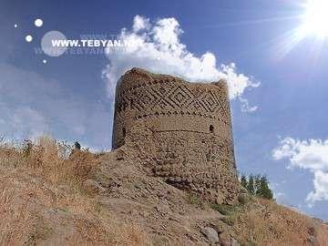 برج قلعه کهنه