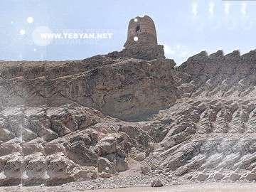 برج کلات نادري