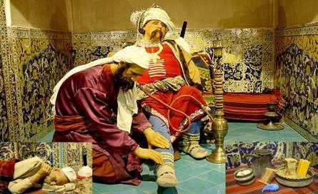 موزه حمام علي قلي آقا در اصفهان