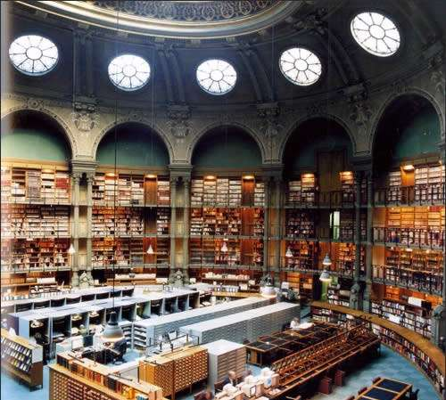 عکس کتابخانه فانتزی | سایت عکس
