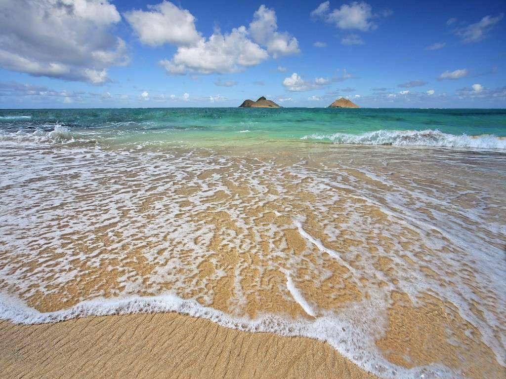 عکس منظره ساحل