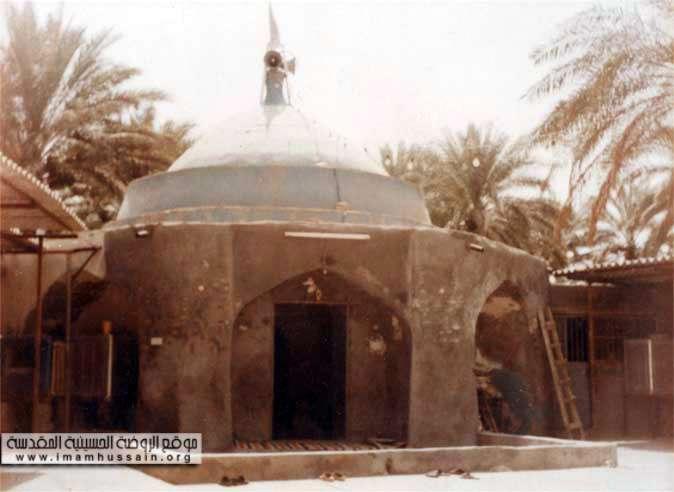 اولین تصویر از بارگاه مقدس و منور قمر منیر بنی هاشم آقا ابالفضل العباس علیه السلام....