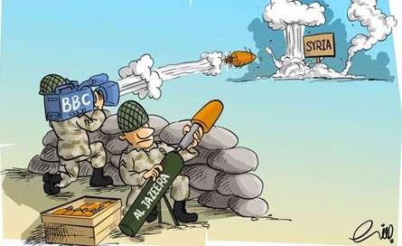 سوریه میان دروغ ها!