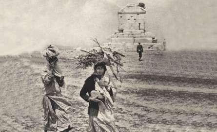 مقبره كوروش هخامنشي در دوره قاجار