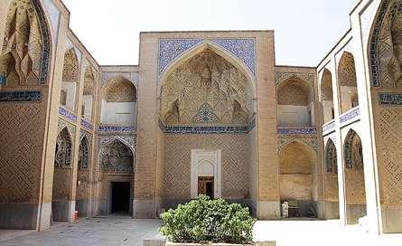 مدرسه امامیه اصفهان در آستانه تخریب