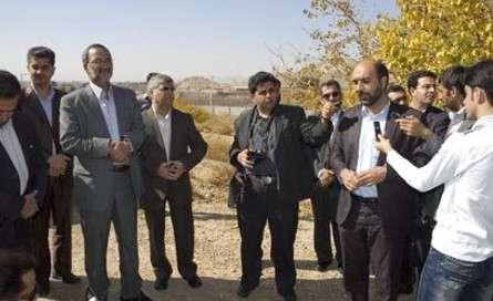 بازدید آقای دکتر مرتضی رئیسی ریاست سازمان نوسازی مدارس کشور از پروژه های اصفهان