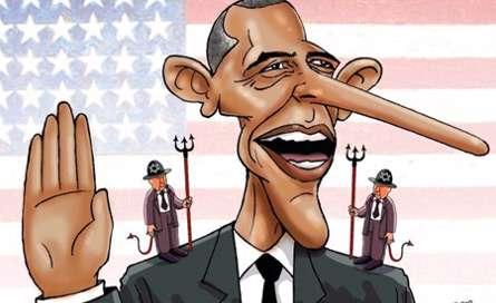 اوباما رییس جمهوری آمریکا