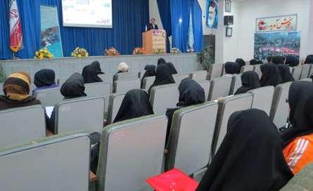 برگزاری کارگاه آموزشی جهت سفیران تبیان در مدارس ناحیه 1، 2 و 3 اصفهان