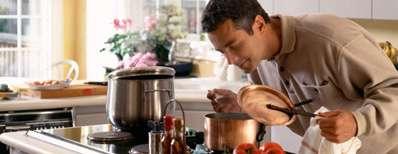 10 توصیه برای آشپزی سالم