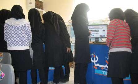 نمایشگاههای دوروزه تبیان در مدارس مختلف شهر اصفهان