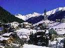 روستای کوچک در سوئیس