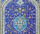 طرح کاشی های مسجد امام