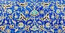 طراحی کاشی های مسجد