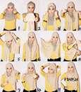 حجاب مدرن اسلامی