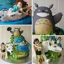 کیک های تزئینی جالب برای کودکان