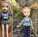 روش تربیتی مادر استرالیایی روی عروسک های دخترش