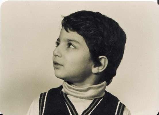 آهنگ علی کوچولو این مرد کوچک | نسخه قدیمی
