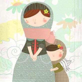 دانلود ترانه کودکانه «مهربانترین» درباره مادر