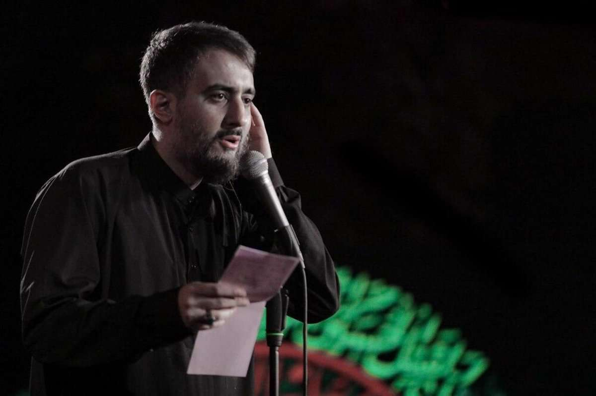 مداحی دلشوره شیرین – محمد حسین پویانفر