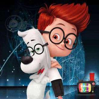 دانلود تیتراژ انیمیشن «پی بودی و آقای شرمن»