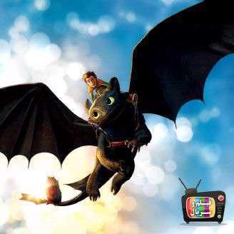 دانلود  موسیقی فیلم انیمیشن  «چگونه اژدهای خود را تربیت کنیم قسمت آلفا به اژدها سواران ملحق میشود»