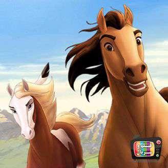 دانلود موسیقی کارتون « اسپریت اسبی از سیمارون»