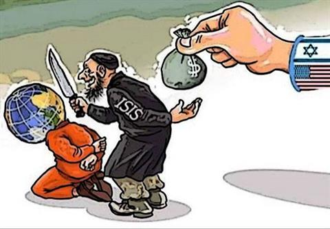 تروریسم درخدمت آمریکا