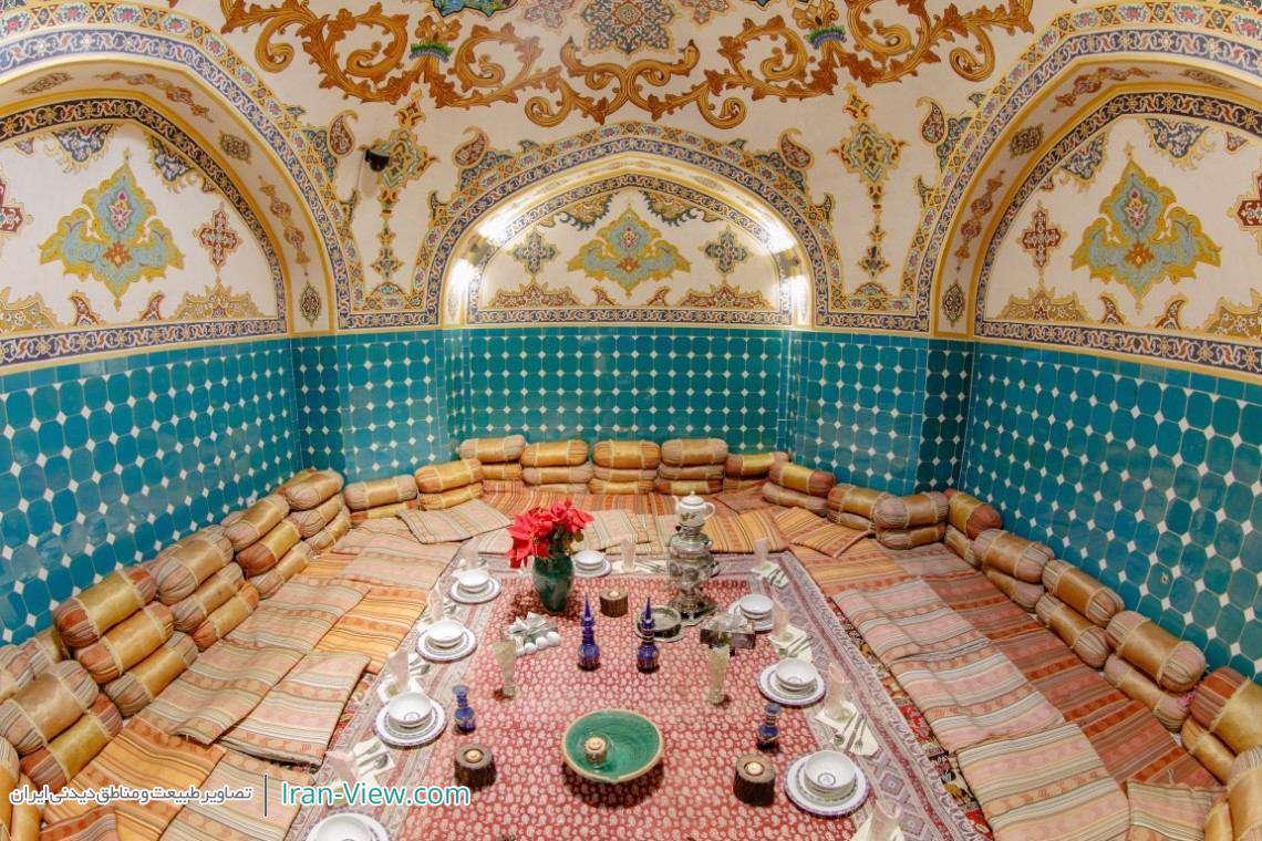 حمام تاریخی جارچی باشی، اصفهان –Historical Bath of Jarchi Bashi in Isfahan