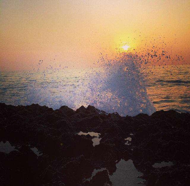 ساحل جزیره کیش – Kish Island Beach