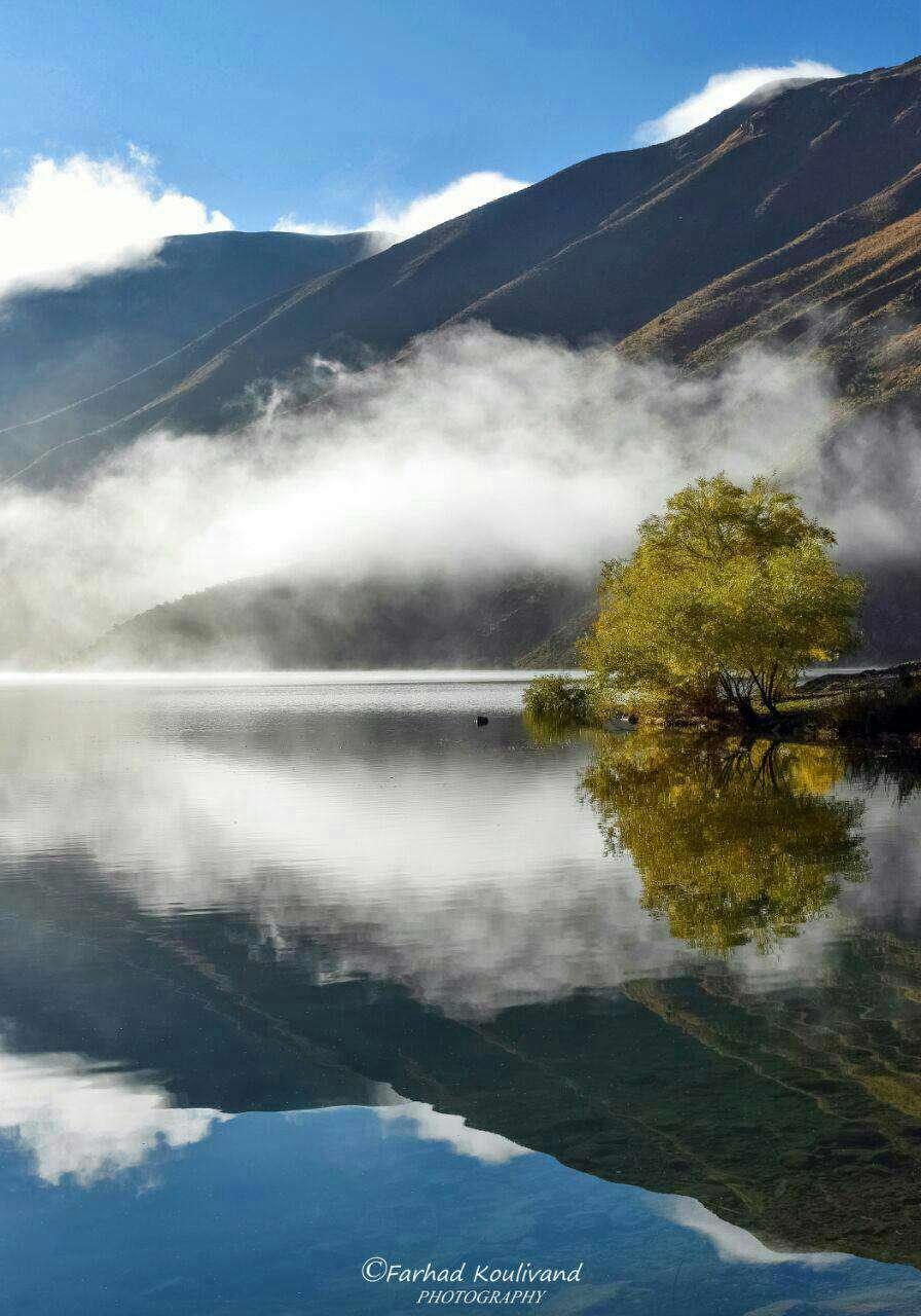 دریاچه زیبای گهر، دورود – Gahar Lake in Dorud