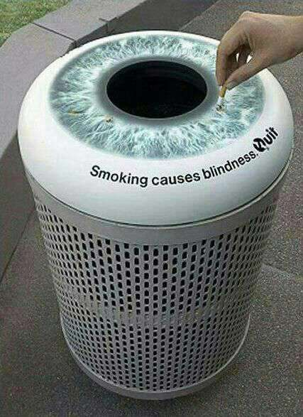 تبلیغات محیطی برای سلامتی