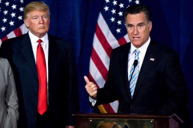 رامنی: ترامپ از ارزش های آمریکا به دور است؛ او در صورت پیروزی در انتخابات، رئیسجمهوری خطرناک خواهد بود