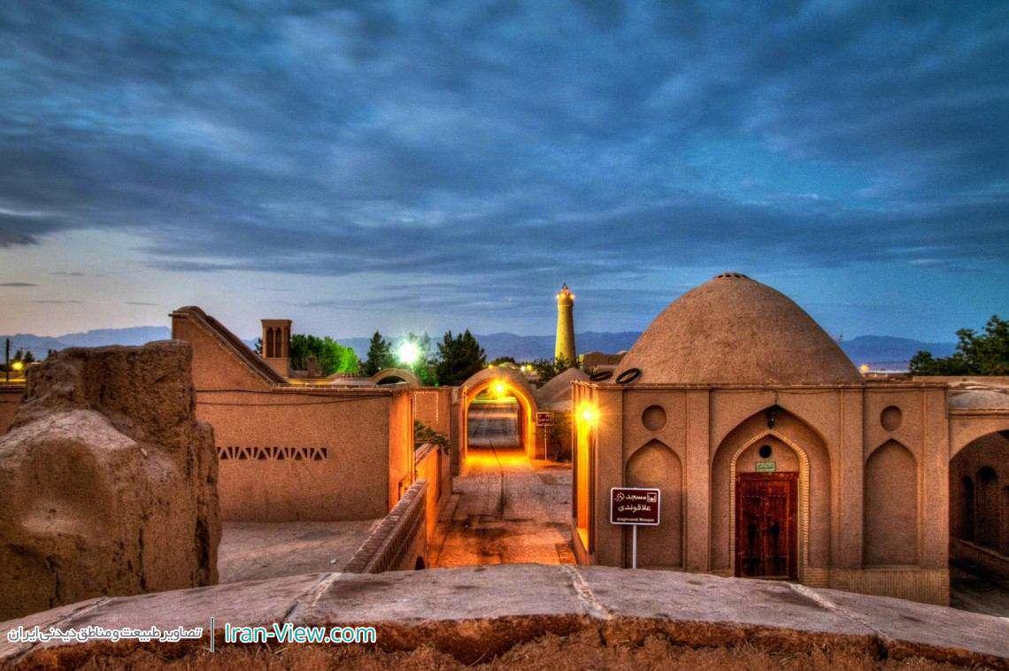 منطقه ۵۰۰۰ ساله فهرج یزد – Fahraj, Yazd