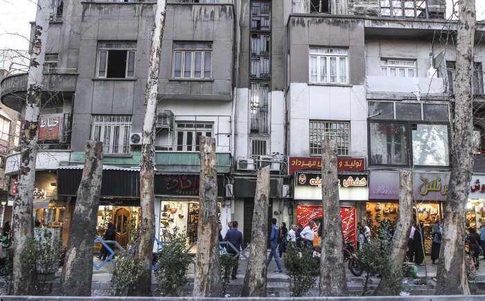 در سال ۱۳۱۸ سرتاسر خیابان ولیعصر از دو سو با ۶۰هزار درخت چنار پوشیده شده بود اما حالا بیشتر آن چنارها از بین رفتهاند