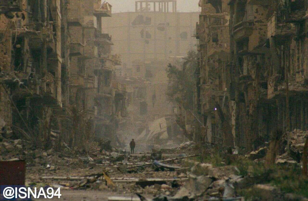 آنچه جنگ بر سر سوریه آورده است/ international spectator