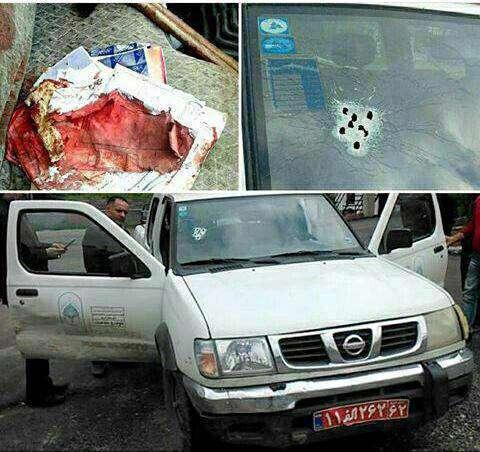 بامداد امروز جمعه فصل الله علیپور جنگلبان شهرستان نور بر اثر شلیک قاچاقچیان چوب به شهادت رسید
