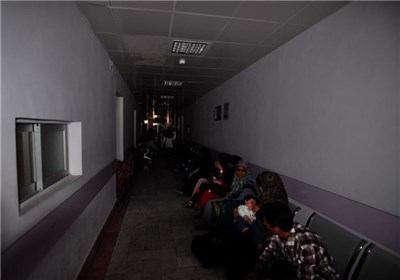 قطعی برق بیمارستان بزرگ مشهد به علت بدهی