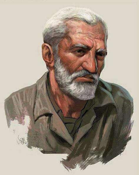 """جدیدترین طرح حسن روحالامین از """"حاج احمد متوسلیان"""""""