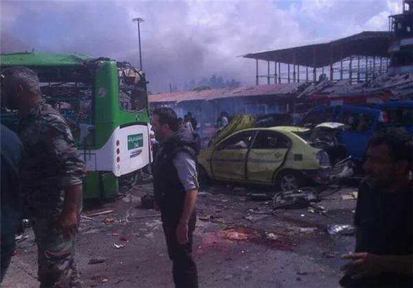 سوریه : عربستان، ترکیه و قطر در پسِ انفجارهای طرطوس و لاذقیه قرار دارند