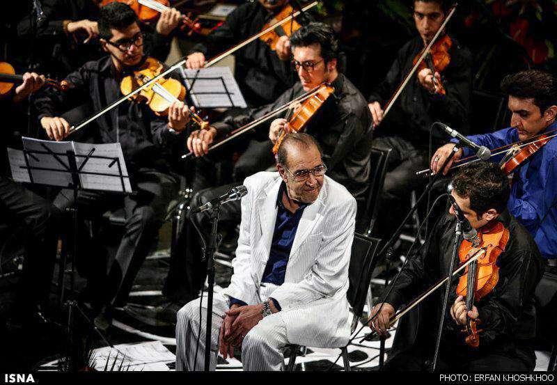 ایرج خواجهامیری  پس از 15 سال کنسرت میدهد