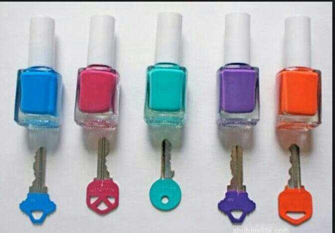 یه ایده خوب واسه قاطی نکدن کلیداتون
