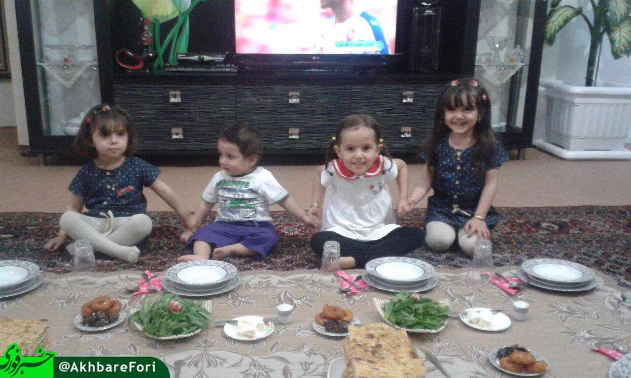 عکس برتر روز دوازدهم ماه مبارک رمضان